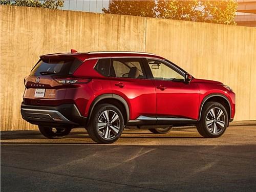 Nissan рассекретил новый X-Trail
