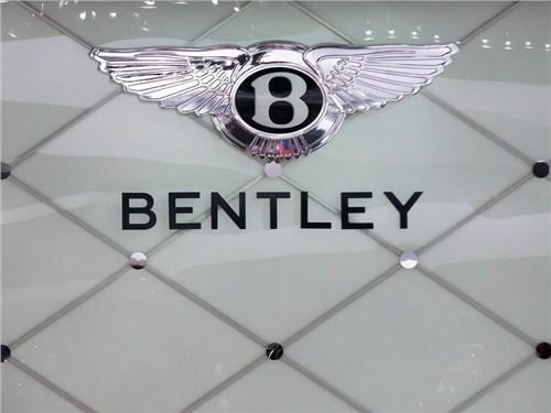 Объем продаж Bentley в прошлом году на российском рынке вырос на 53 процента