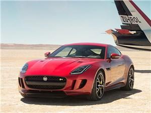 Новый Jaguar F-Type - Jaguar F-Type 2015 На четырех лапах