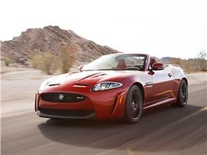 Jaguar XKR-S Convertible 2013