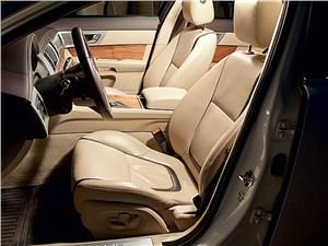 Предпросмотр jaguar xf 3.0 d 2011 передние кресла