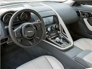 Предпросмотр jaguar f-type 2014 водительское место
