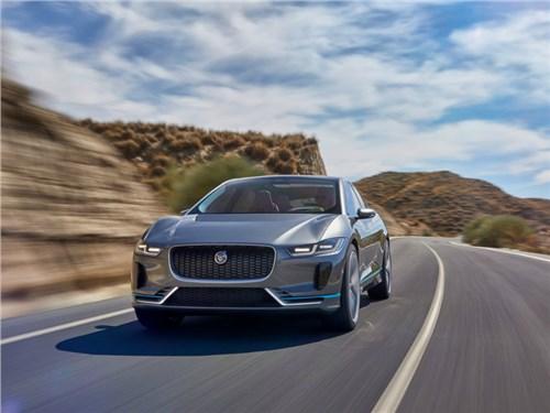 Первый электрокар от Jaguar собрал более 150 заказов из РФ еще до выхода