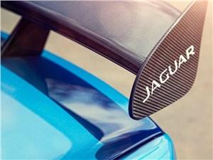 Предпросмотр jaguar project 7 2013 антикрыло