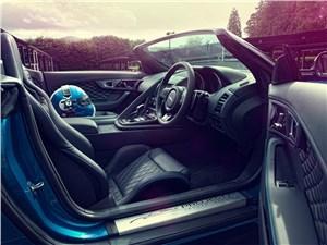 Предпросмотр jaguar project 7 2013 водительское место