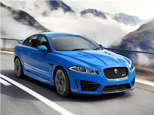 Предпросмотр jaguar xfr-s 2013 вид спереди