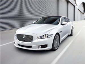 Новый Jaguar XJ - Jaguar XJ Ultimate 2013