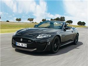 Jaguar XKR (кабриолет)