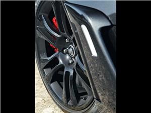 Jaguar XFR тормоза