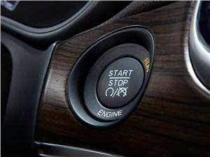"""Jeep Grand Cherokee 2013 кнопка """"старт-стоп"""""""