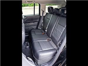 Предпросмотр jeep liberty 2007 задний диван