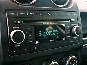 Предпросмотр jeep liberty 2007 аудиосистема