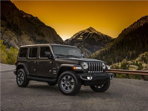 Jeep показал новый Wrangler