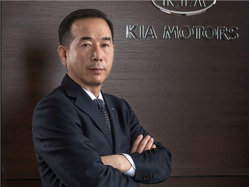 В российском отделении Kia сменился генеральный директор