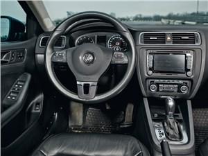 Volkswagen Jetta 2011 водительское место