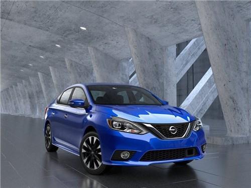Nissan представил «заряженную» версию седана Sentra
