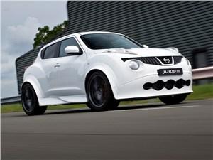 Экстремальный Nissan Juke-R: 100 км/ч за 3 секунды