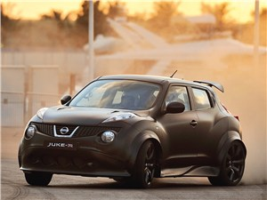 Nissan Juke - nissan juke r вид спереди