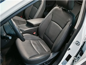 Kia Optima 2014 передние кресла