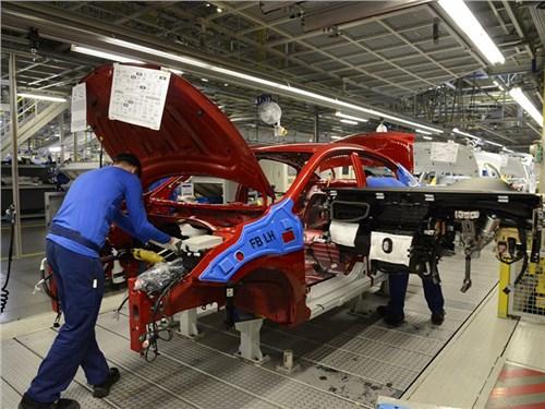Kia начала производство нового седана Rio