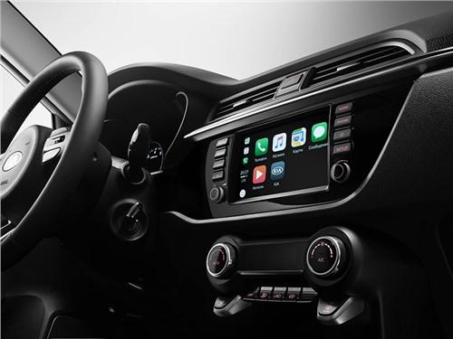 Kia Rio обзавелся версией для любителей смартфонов