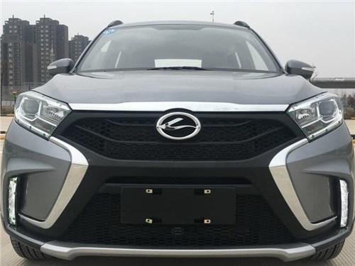 Новость про Lada XRay - Новый фирменный дизайн автомобилей Lada вдохновил китайских создателей копий