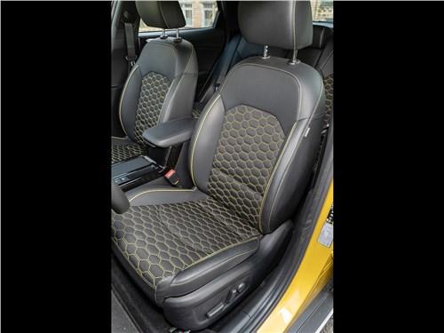 Kia XCeed (2020) передние кресла