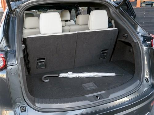 Mazda CX-9 (2021) багажное отделение