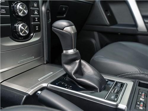 Toyota Land Cruiser Prado (2017) АКПП
