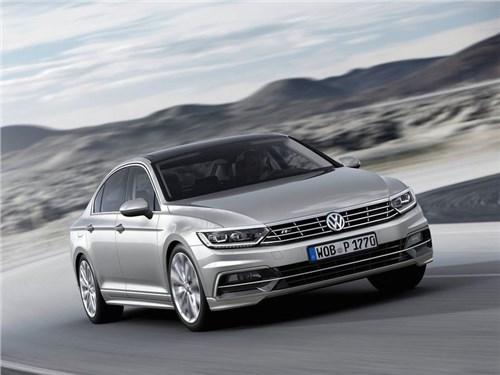 Новость про Volkswagen Passat - Volkswagen расширил моторную гамму российской версии Passat
