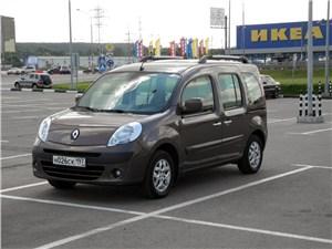 Renault Kangoo - renault kangoo 2012 вид спереди