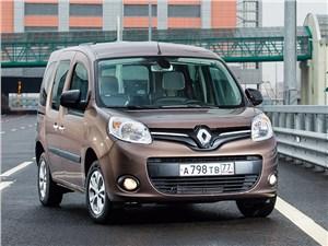 Renault Kangoo - renault kangoo 2013 вид спереди