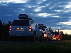 Это в городе Сочи темные ночи. А на Русском Севере летом небо даже в полночь остается светлым