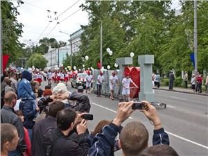 Карнавал в Томске