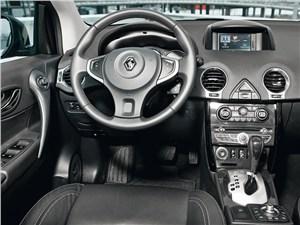 Предпросмотр renault koleos 2011 водительское место
