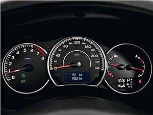 Renault Koleos 2011 приборная панель
