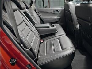 Renault Koleos 2011 задний диван