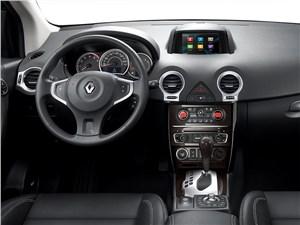 Предпросмотр renault koleos 2014 водительское место