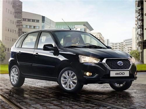 В марте продажи Datsun в России упали на 51 процент