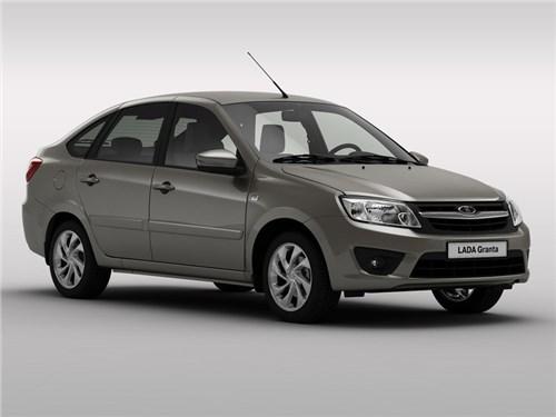 Новость про Lada - АвтоВАЗ опроверг информацию о скором обновлении моделей Granta и Kalina