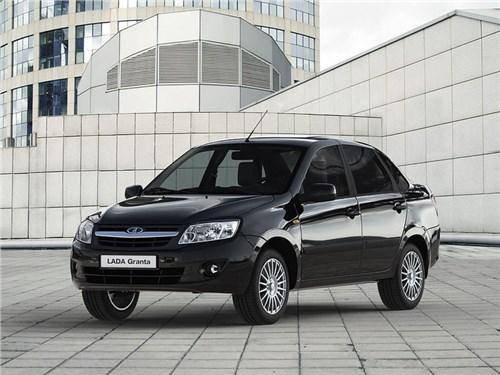 Lada Granta стала самым популярным автомобилем в России