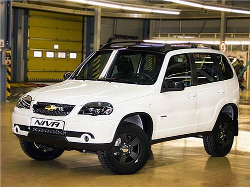GM-АвтоВАЗ представил лимитированную версию Chevrolet Niva