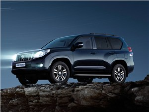 Toyota Prado начнут собирать во Владивостоке в 2013 году