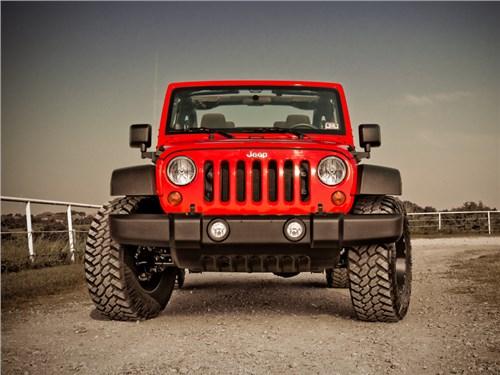 В FCA назвали дату премьеры нового Jeep Wrangler
