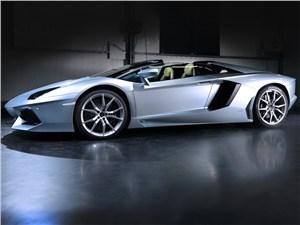 Lamborghini Aventador <br />(родстер)
