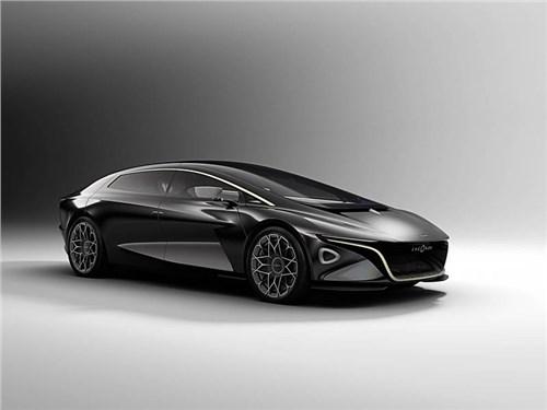 Aston Martin запустит линейку роскошных электромобилей
