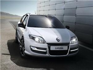 Середняки Laguna - Renault Laguna 2013 вид спереди