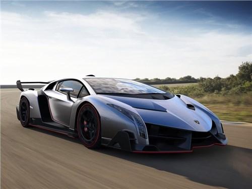 "Новость про Lamborghini - 2-й за месяц ""самый уродливый"" суперкар Lamborghini Veneno выставлен на торги"