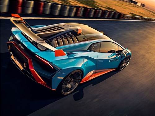 Lamborghini готовится выпустить три новинки
