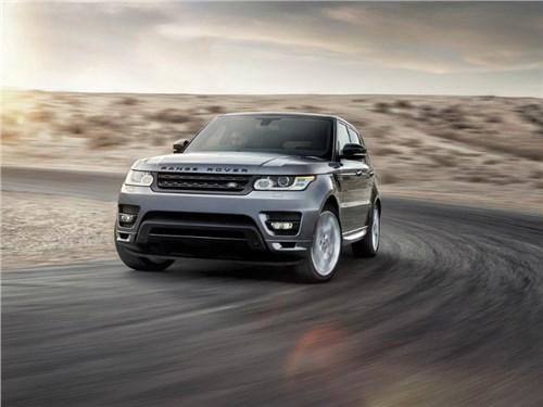 Land Rover подготовил новую версию Range Rover Sport для российского рынка